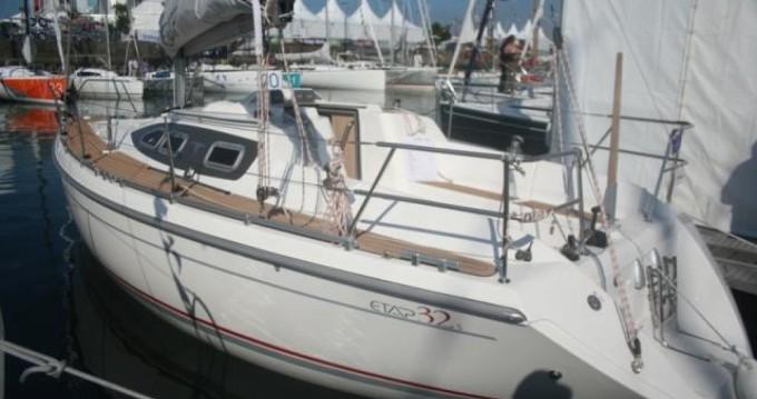 Verhuur Zeilboot Etap met vaarbewijs