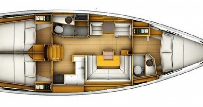 Bootverhuur Jeanneau Sun Odyssey 419 in Tortola via SamBoat