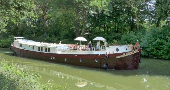 Verhuur Woonboot Peniche met vaarbewijs
