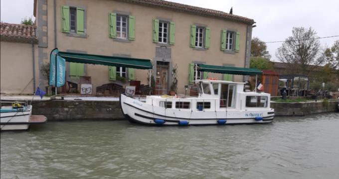 Bootverhuur Locaboat 9,3 in Narbonne via SamBoat