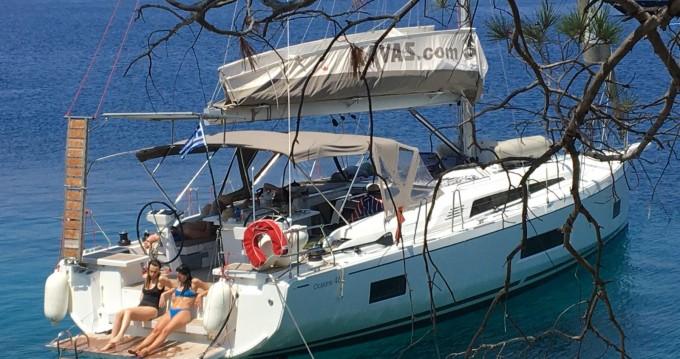 Jachthuur in Lefkada (Island) - Bénéteau Oceanis 46.1 via SamBoat