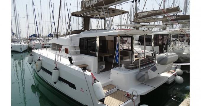 Huur Catamaran met of zonder schipper Catana in Álimos