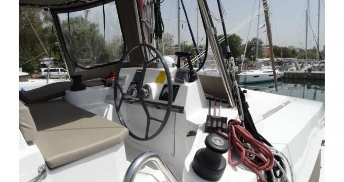 Verhuur Catamaran in Lefkada (Island) - Catana Bali 4.1 - 4 + 2 cab.