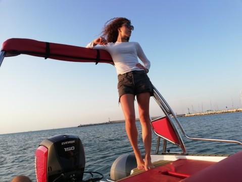 Rubberboot te huur in Ancona voor de beste prijs