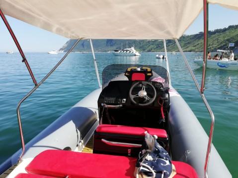 Verhuur Rubberboot Imar met vaarbewijs