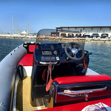 Verhuur Rubberboot in Ancona - Imar 6.90 sport edition