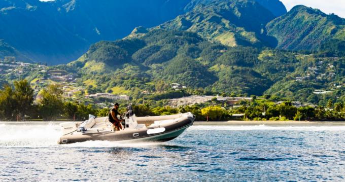 Jachthuur in Tahiti - Bwa Sport 19 GT via SamBoat