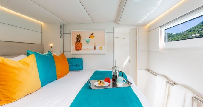 Verhuur Catamaran in Tortola - Voyage Voyage 575