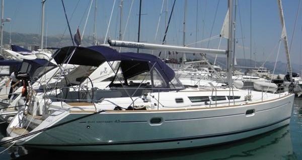 Huur Zeilboot met of zonder schipper Jeanneau in Rijeka