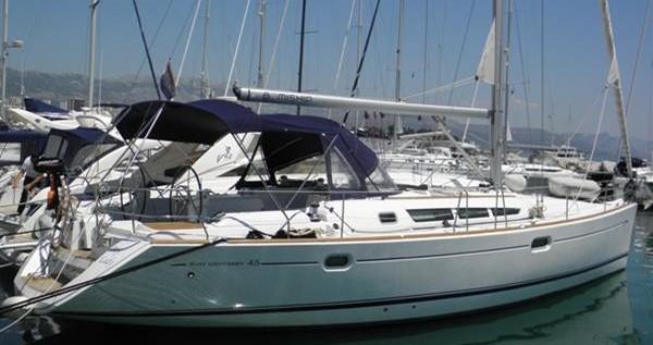 Jeanneau Sun Odyssey 45 te huur van particulier of professional in Rijeka