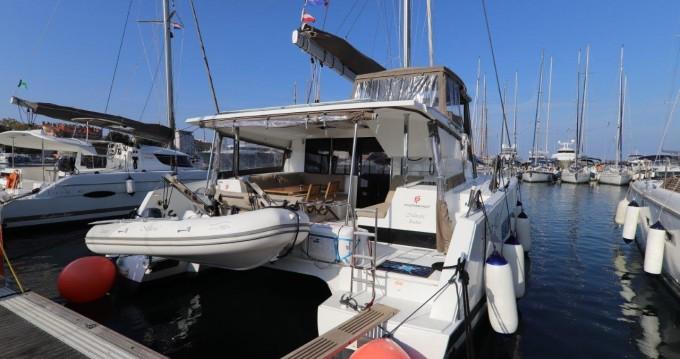 Huur Catamaran met of zonder schipper Fountaine Pajot in Zadar