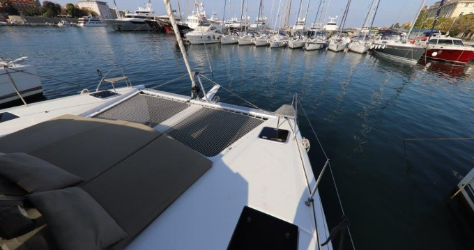 Jachthuur in Zadar - Fountaine Pajot Lucia 40 via SamBoat