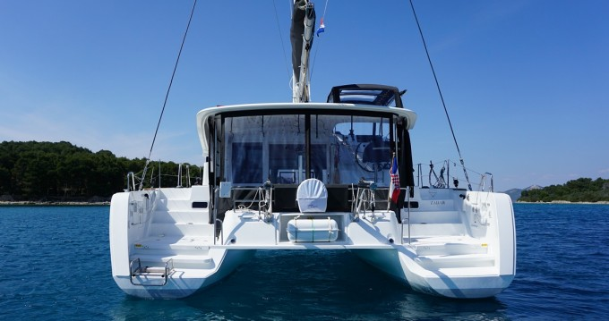 Lagoon Lagoon 40 te huur van particulier of professional in Zadar