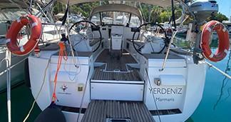 Jachthuur in Marmaris - Jeanneau Sun Odyssey 409 via SamBoat