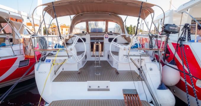 Verhuur Zeilboot Elan met vaarbewijs