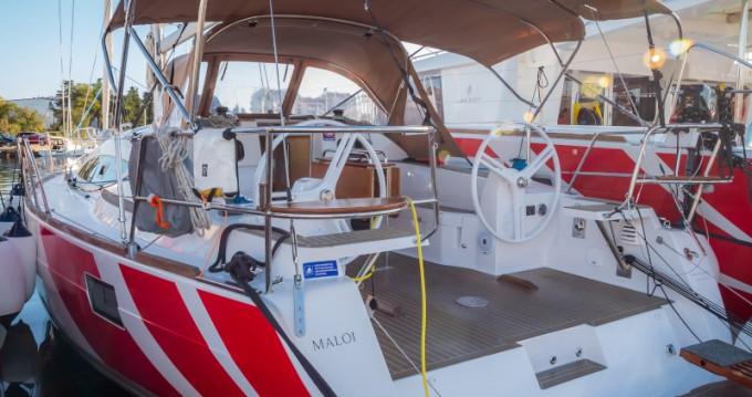 Bootverhuur Elan Impression 40 in Biograd na Moru via SamBoat