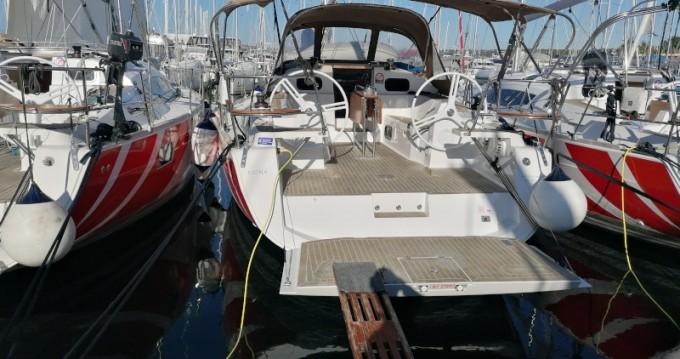 Verhuur Zeilboot in Biograd na Moru - Elan Impression 40