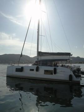 Jachthuur in Porto-Vecchio - Nautitech Nautitech Open 40 via SamBoat