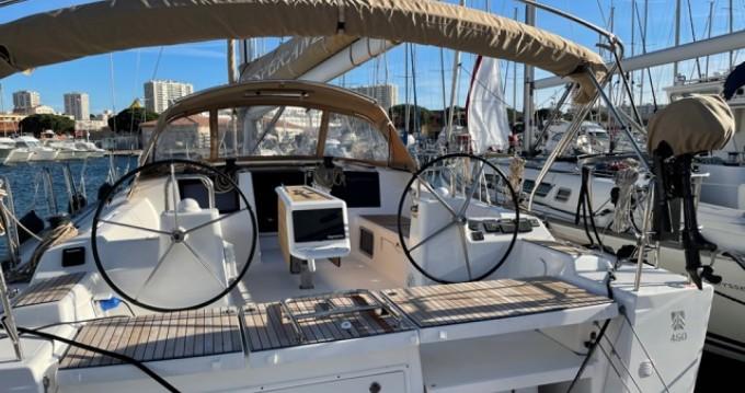 Huur Zeilboot met of zonder schipper Dufour in Toulon