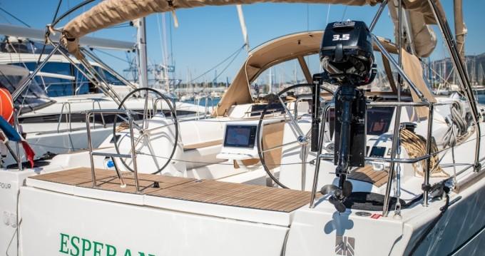 Jachthuur in Toulon - Dufour Dufour 460 Grand Large via SamBoat