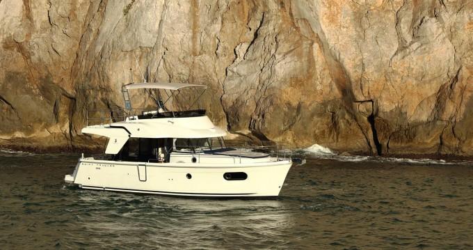 Verhuur Motorboot in Biograd na Moru - Bénéteau Swift Trawler 35