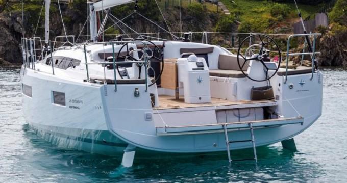 Jeanneau Sun Odyssey 410 te huur van particulier of professional in Port du Crouesty