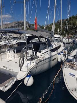Jachthuur in Göcek - Bavaria Cruiser 41 via SamBoat