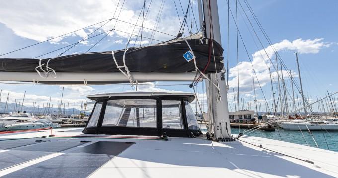 Huur Catamaran met of zonder schipper Lagoon in Rogoznica