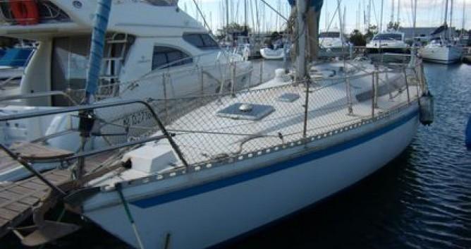 Verhuur Zeilboot in Diélette - Gibert Marine Gib Sea 116