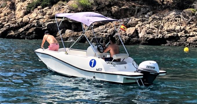 Jachthuur in Puerto de Pollensa - V2 BOATS 5.0 SPORT via SamBoat