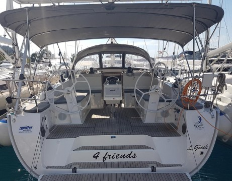 Bavaria Cruiser 46 te huur van particulier of professional in Göcek