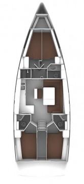 Huur een Bavaria Cruiser 46 in Göcek
