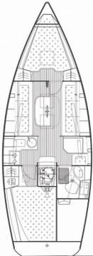 Bootverhuur Sukošan goedkoop Bavaria 31 Cruiser
