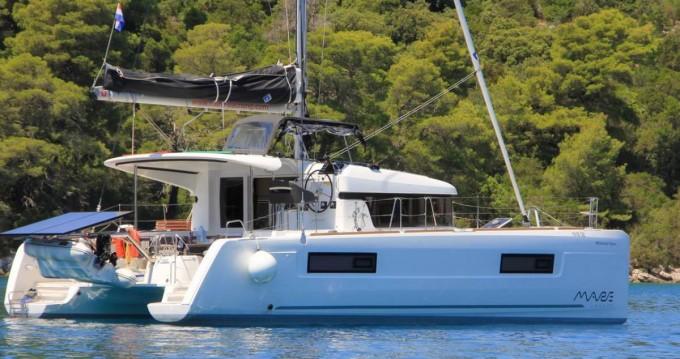 Huur Catamaran met of zonder schipper Lagoon in Šibenik