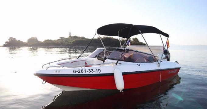 Jachthuur in Port d'Alcudia - Fletcher Arrowstreak 17 GTO via SamBoat