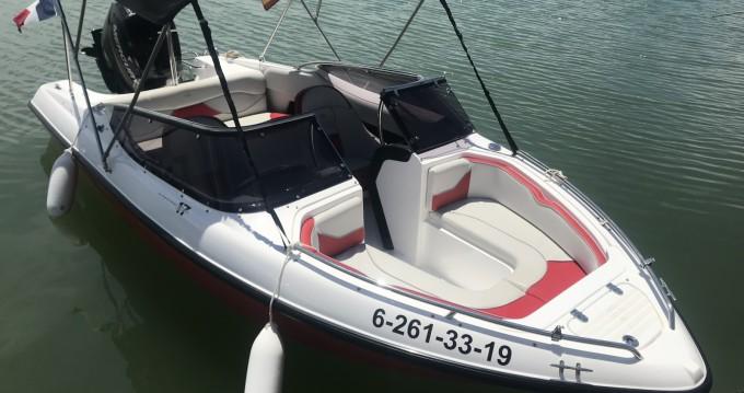 Bootverhuur Fletcher Arrowstreak 17 GTO in Port d'Alcudia via SamBoat
