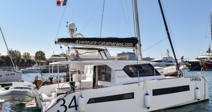 Jachthuur in Zadar -  Aventura 34 via SamBoat