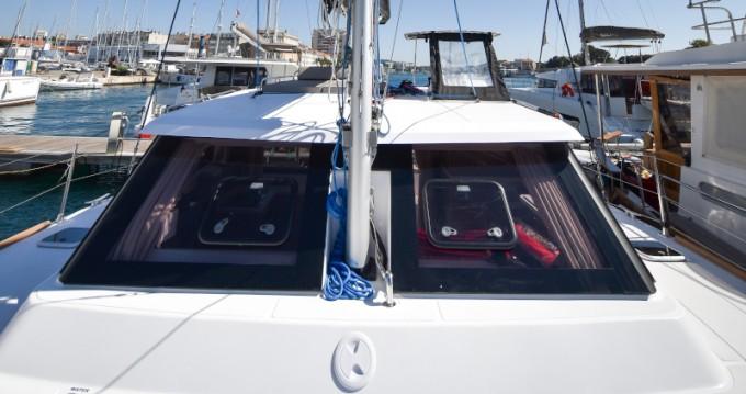 Huur Catamaran met of zonder schipper  in Zadar