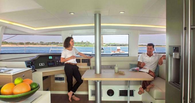Jachthuur in Talamona - Bali Catamarans Bali 4.5 Talamone via SamBoat