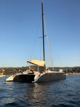 Huur Catamaran met of zonder schipper Legend in Ajaccio