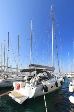 Bootverhuur Hanse Hanse 455 in Biograd na Moru via SamBoat
