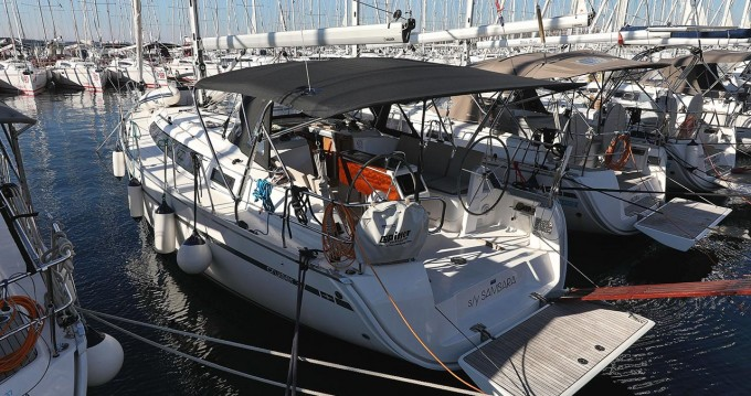 Bootverhuur Bavaria Cruiser 37 in Biograd na Moru via SamBoat