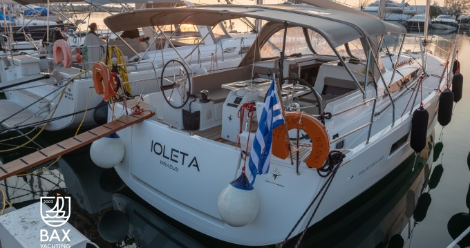 Bootverhuur Jeanneau Sun Odyssey 440 in Lefkada (Island) via SamBoat