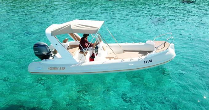 Aquamax Aquamax 20 te huur van particulier of professional in Hvar