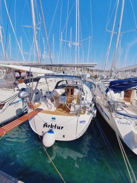 Verhuur Zeilboot in Pula - Bavaria Cruiser 34