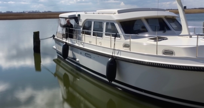Verhuur Motorboot in Mildenberg - Linssen Linssen Grand Sturdy 40.9 Sedan