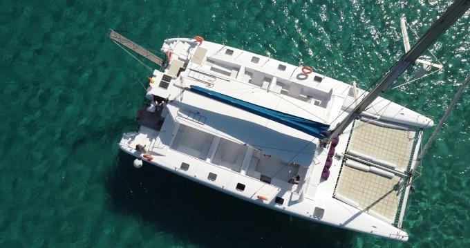 Bootverhuur Catamaran DE EVENTOS  in Ibiza Town via SamBoat