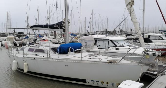 Verhuur Zeilboot in Les Minimes - Kirie Feeling 1090