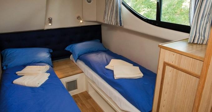 Verhuur Woonboot in Castelnaudary - Connoisseur Magnifique