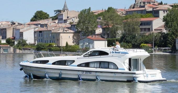 Huur Woonboot met of zonder schipper CBL in Castelnaudary